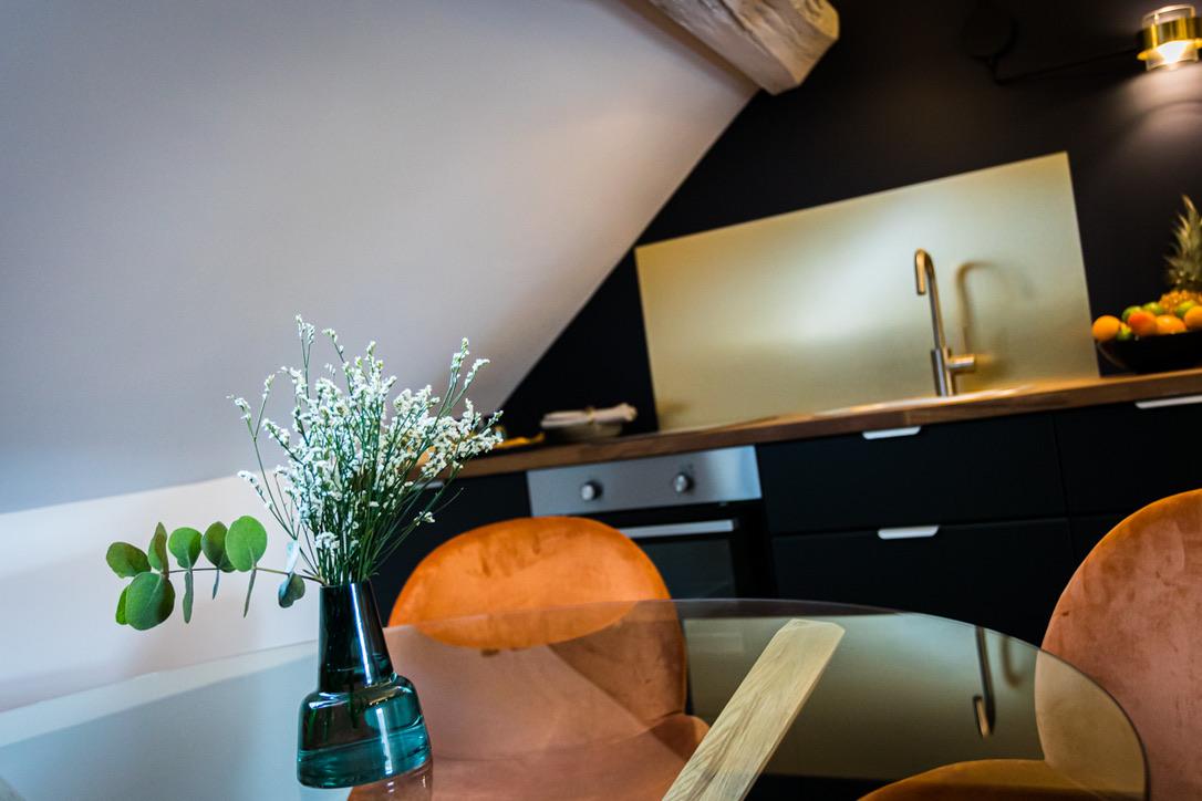 Le Globe- suite- cuisine