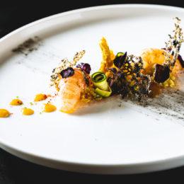 Le Globe- Plat restaurant gastronomique