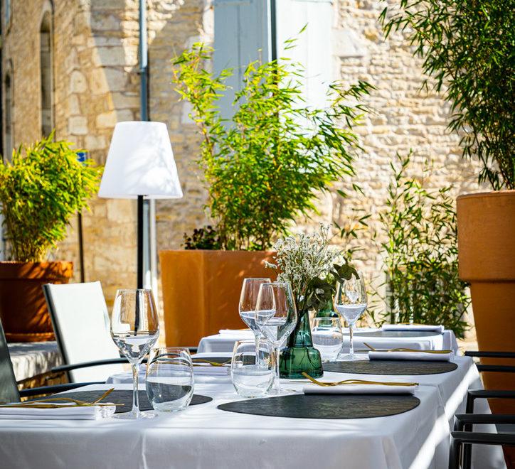 Le Globe-restaurant gastronomie-terrasse